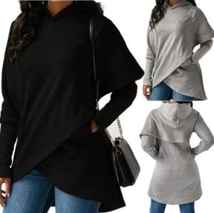 🆕️⬇️💲Exquisite Hooded Top
